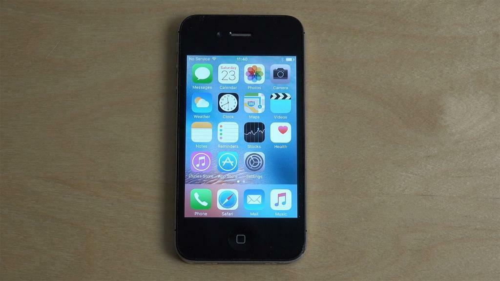 IPhone 16GB Black Unlocked for salein Coventry, West MidlandsGumtree - I recently bought the IPhone 5s so I do not need the IPhone 4s anymore.Good Condition.Latest version of IOS installed