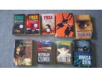 Polish books for adults