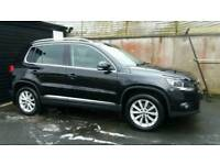 0/13 VW Tiguan auto, 4motion, with all the toys, self park Tec.