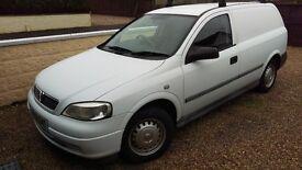 Vauxhall Astra Envoy DTI Van 3 months MOT.