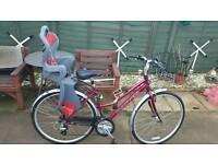 Ladies bike dawes kalhari