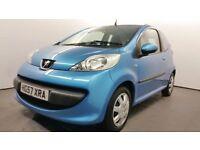2008 | Peugeot 107 1.0 Urban | Semi Automatic | Low mileage | 2 IN STOCK