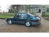 1992 SAAB 900 T16S for sale. Fantastic condition for age and huge history.