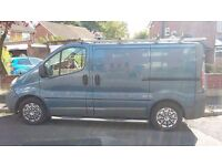 One Man and Van for Hire..07522 414176