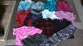 Girls Clothes Bundle - Age 9/10