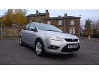 FORD FOCUS 1.6 STYLE 59 REG FINISHED IN METALLIC SILVER