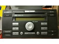 Ford 6000 car cd player