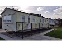 8 berth caravan for rent golden palm resort