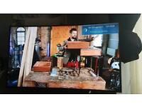 Samsung 55 inch curved 4k tv smart tv