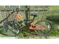 I'm selling a mountain bike