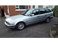 1994 BMW e34 520i petrol manual. Full MOT.Spares/Repair. 520,525,530,530d,535i,535d,M3,M5