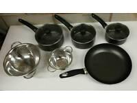 Kitchen Ware Full 64-Piece Set