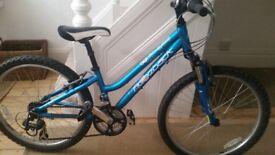 Girls Ridgeback Destiny Bike aged 7-11. Ideal for Christmas.