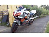 Kawasaki zx9r ninja 2003 MOT April 30k miles good bike