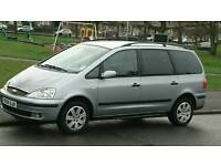 FORD galaxy Tdi 2 owners full services history