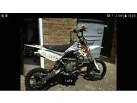160cc race demon x