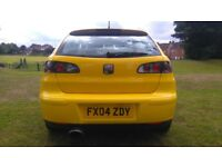 **Seat Ibiza FR Turbo 225bhp **Hardcut limiter bangs with Flames** ONE OFF!! 1st to see will buy
