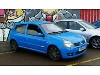 Clio sport 182
