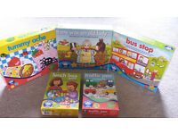 Kids Games Bundle by Orchard Toys