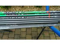 Fishing maver carp elite 1 14.5m pole