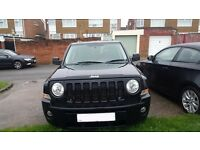 JEEP PATRIOT 2.0 CRD LIMITED ( SPARES/REPAIR )