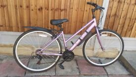Apollo Haze bicycle, one owner from new. In very good condition.