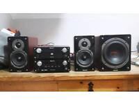 Tibo audio mini sub woofer hifi