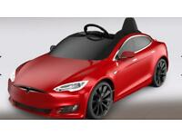 Tesla Children's Car
