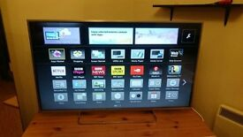 """Panasonic TX-47AS740B 47"""" Full HD 1080p 3D SMART LED TV With Freeview HD £365 ono"""