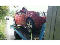 Wanted all scrap cars good prices paid same day collection