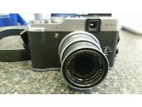 Fuji Fujifilm X20 digital camera.