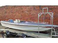 FREE speed boat no trailer