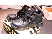 Brand New Safety Boots - Size 8