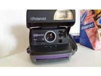 Polaroid CoolCam Instant Camera