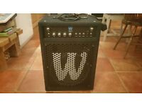 Warwick Take 12 Bass amp - hardly used, never gigged. Perfect amp. Great condition.