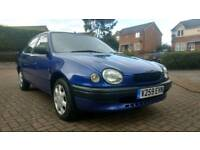 2000 (V) TOYOTA COROLLA 1.3i SE*Lady Owner From New*