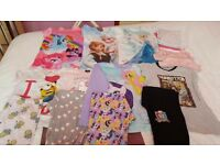 Bundle of girls clothes size 9 - 10 years