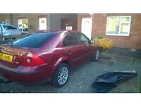 Ford Mondeo TDCI 2.0 spare or repairs