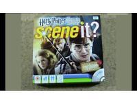 Rare Harry Potter scene it