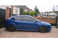 Ford Focus ST3 2007 225, 2 Door, Re Mapped 320 + BHP Genuine Sale £ 5100 ONO