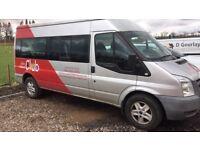 Minibus 15 seater