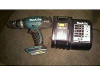 Makita BHP453 drill and DC18SD charger
