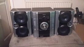 Sony 3 disc stereo system