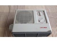 2 KW fan heater compact and powerful fan