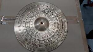 Cymbale usagées Alpha hi-hat 14 Paiste