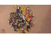 17.5 KG of mixed lego