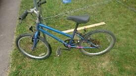 Kids Emmelle Bike