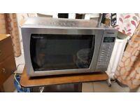 Panasonic Microwave Model No : CT776SBPQ