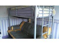 Sofa bed bunk bed