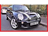 Automatic -- Mini Hatch 1.6 Cooper S -- Navigation -- Full Leather -- Pan Roof -- Heated Seats -- PX